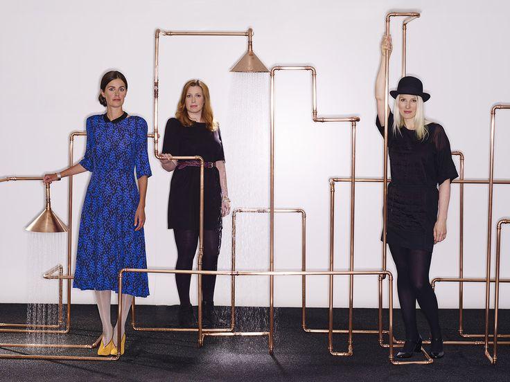 Front Design AB (Sofia Lagerkvist, Anna Lindgren Charlotte von der Lancken), Sweden www.frontdesign.se