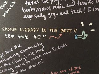 The Show Me Librarian: Gratitude Graffiti at the Library
