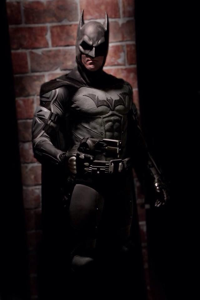 The Batman by Bat in the Sun Productions