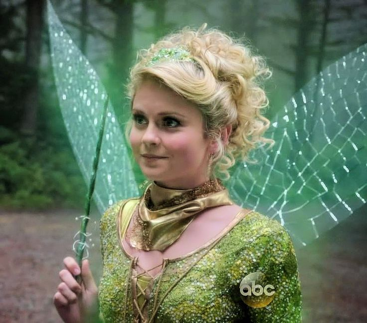 Rose McIver as Tinker Bell in Once Upon a Time, Season 3, Episode 3 - Quite a Common Fairy
