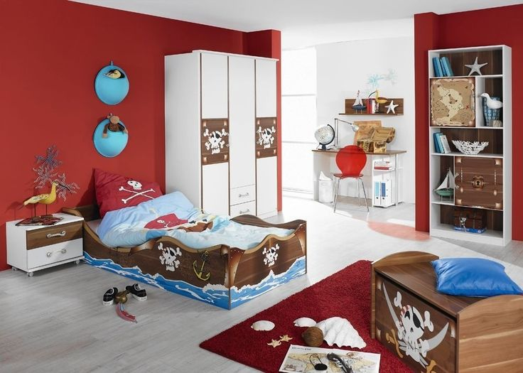 Spectacular Kinderzimmer komplett Drake mit Piratenmotiv Buy now at https