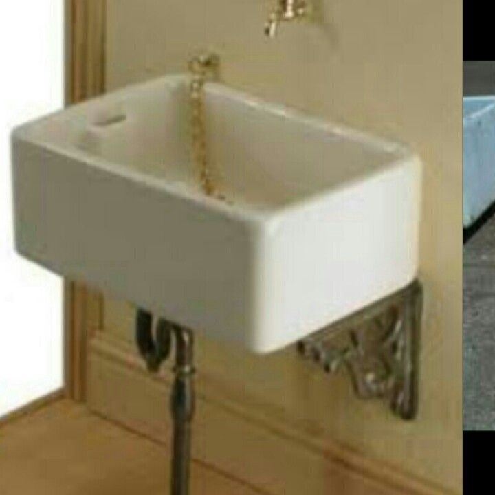 Cistern brackets belfast sink outside bathroom for Bathroom ideas belfast