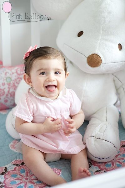 #Baby #babyphotography #props #cute #pink