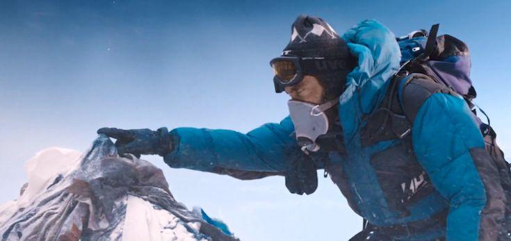 """Martina Neglia ha visto """"Everest"""", film di Baltasar Kormákur che ricostruisce i tragici eventi che interessarono le due spedizioni del maggio 1996."""