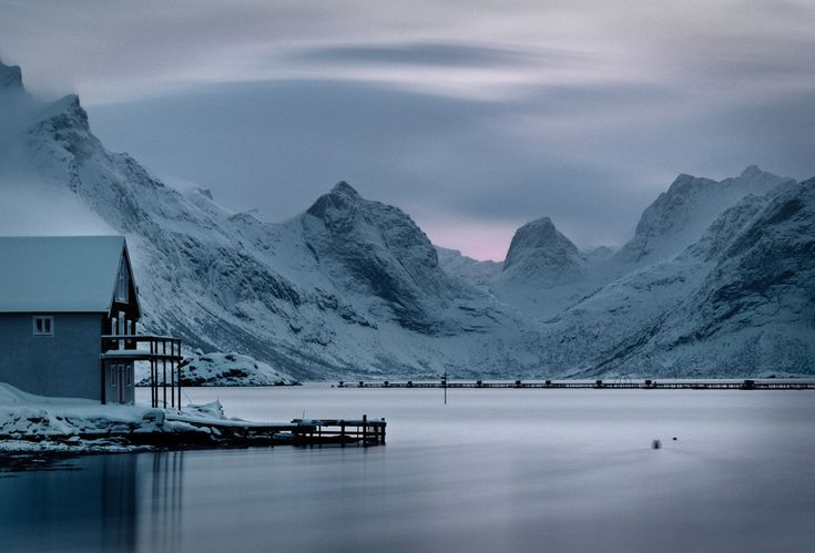 And in the winter. | 29 Reasons Norway Is The Most Beautiful Scandinavian Country