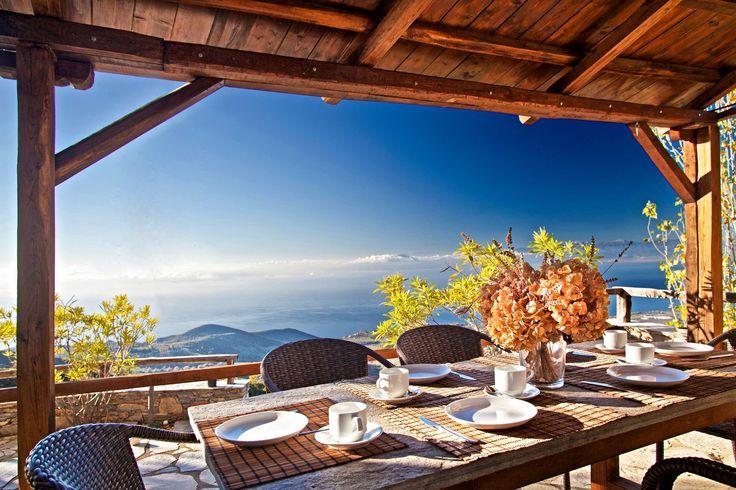 Selini - Holiday Rental VIlla in Pelion - Greece