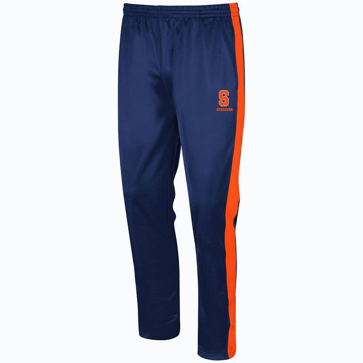 Big & Tall Campus Heritage Syracuse Orange Rage Tricot Pants, Men's, Size: XXL, Blue