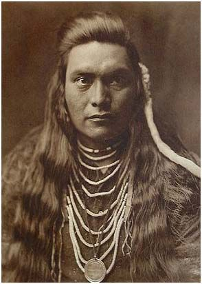 Nez Pirece Indians | ... Edward Curtis Gallery - Plains and Plateau - Lawyer-Nez Perce (1905