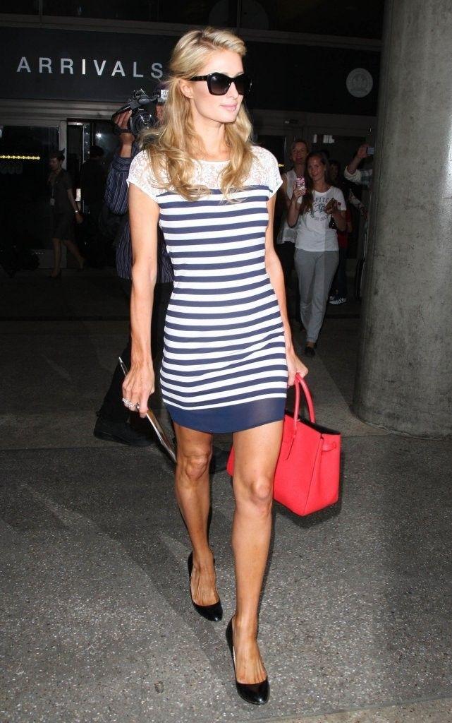 Paris Hilton Photos: Paris Hilton Touches Down at LAX