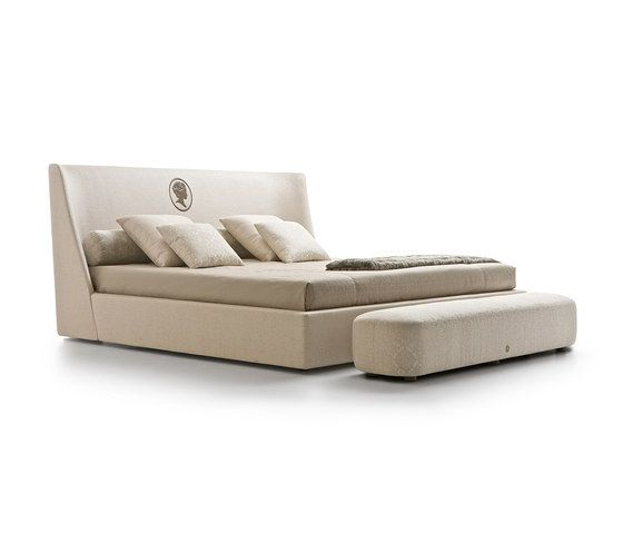 Vivien Bed by Alberta Pacific Furniture s.p.a. | Double beds