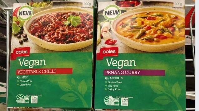 Australian Supermarket Giant Launches Frozen Vegan Ready Meals In 2020 Vegan Supermarket Ready Meal Meals