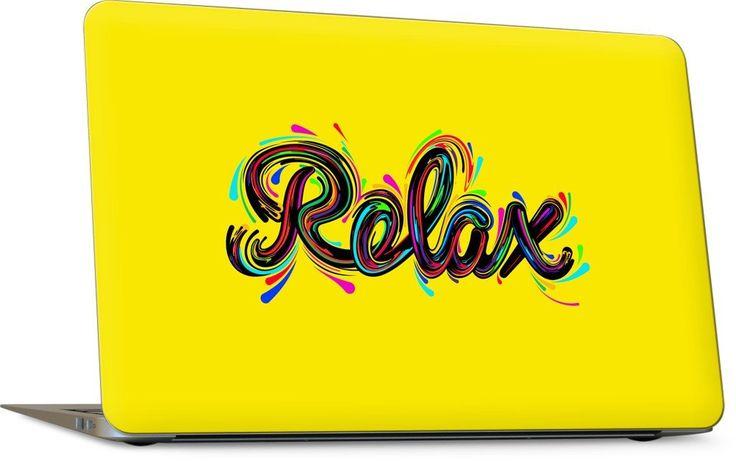 Relax Laptop Skin
