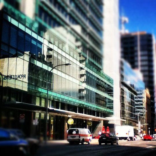 Waymouth Street in Adelaide, SA