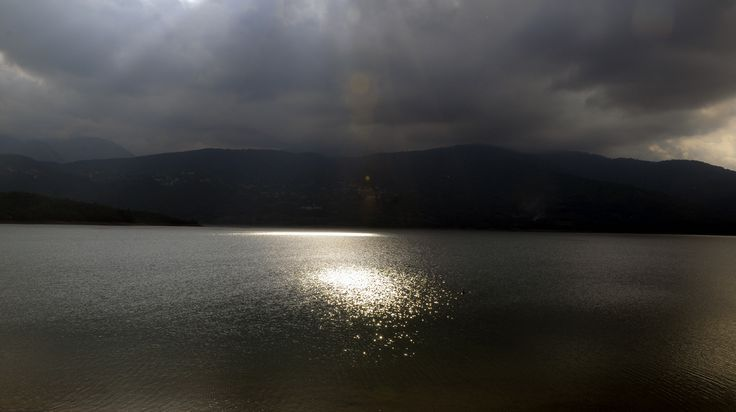 Plastira lake - Greece photo: George Tzaninis