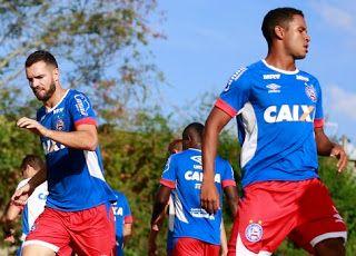 Blog Esportivo do Suíço:  Com titulares poupados, Bahia divulga relacionados para partida de domingo
