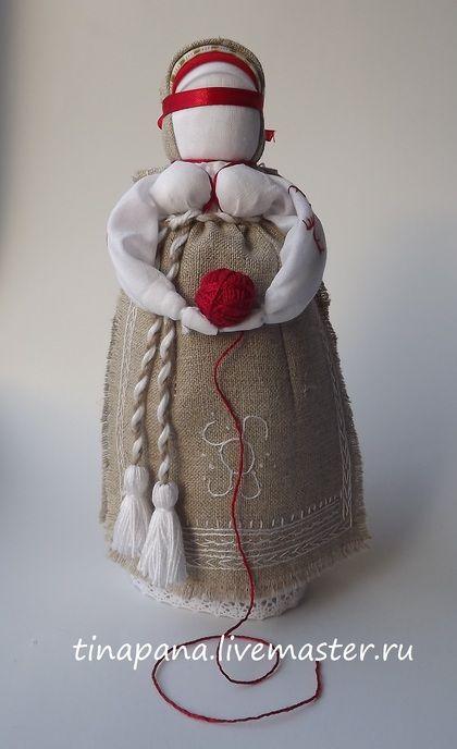 Народные куклы ручной работы. Ярмарка Мастеров - ручная работа Авторская кукла…