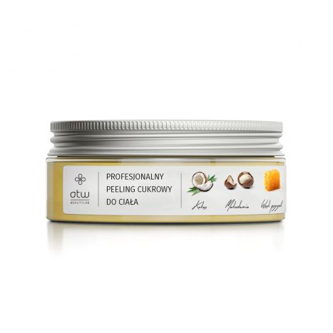 W końcu jest! Profesjonalny Peeling cukrowy 150 g - https://mg.atw.com.pl/shop/product/2/3440,profesjonalny-peeling-cukrowy-150-g.html
