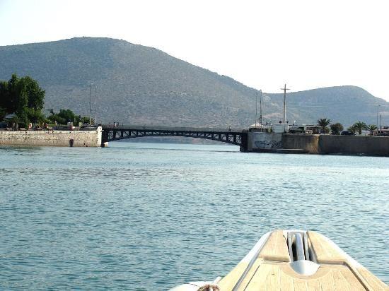 Παλαιά Γέφυρα Χαλκίδας (Old bridge Chalkida - Evia)