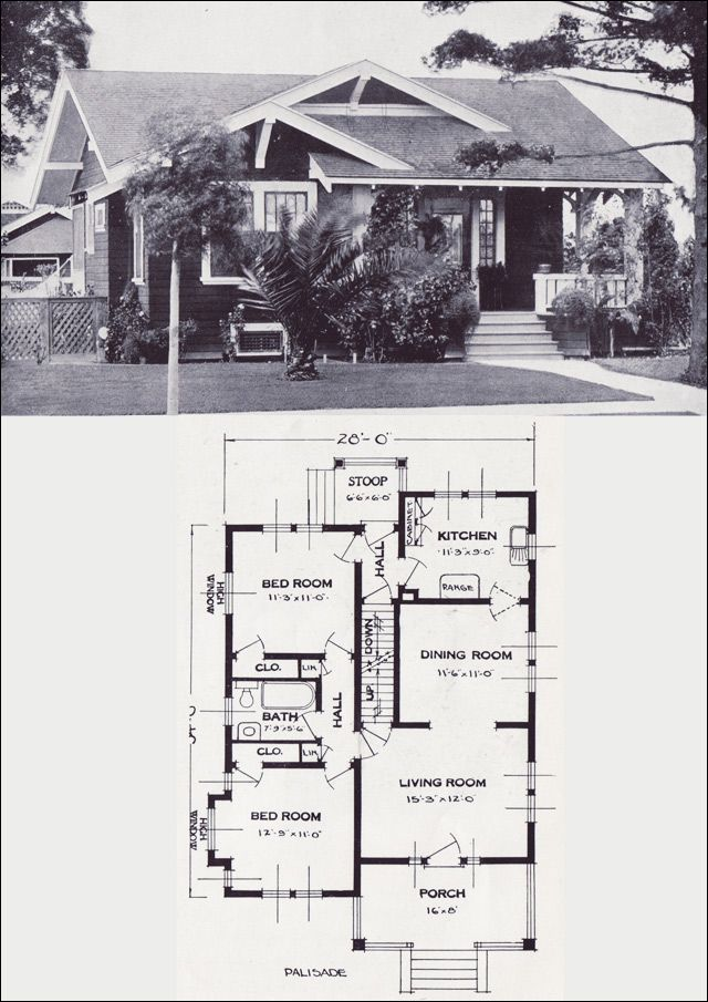 52 best house for mom pop images on pinterest for Airplane bungalow house plans