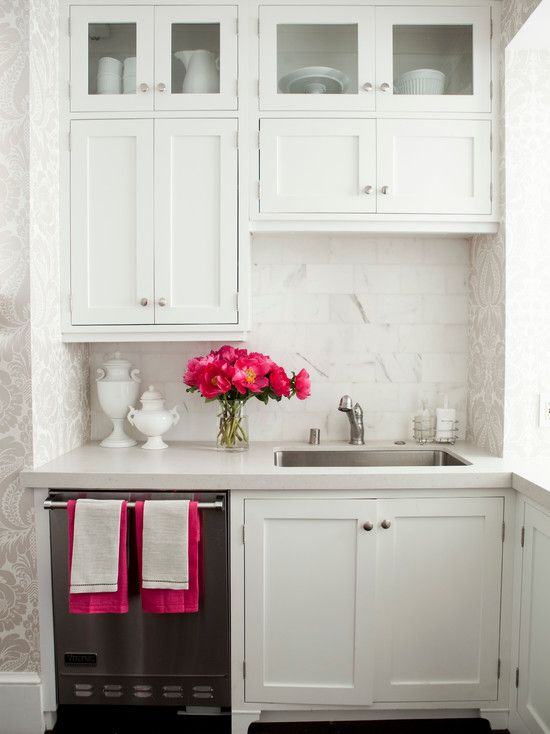 kitchens caitlin wilson kitchens cabinets pink accent white kitchens