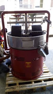 YBS Cargo, PT: Chocolate Grinding Machine