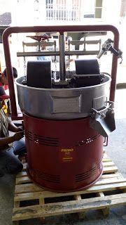 YBS Cargo, PT: Chocolate Grinding Machine