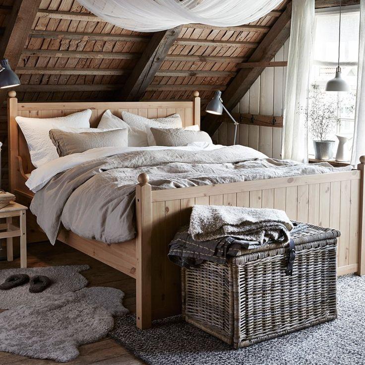 Les 25 meilleures id es concernant lit coffre ikea sur pinterest coffre a j - Coffre en osier ikea ...