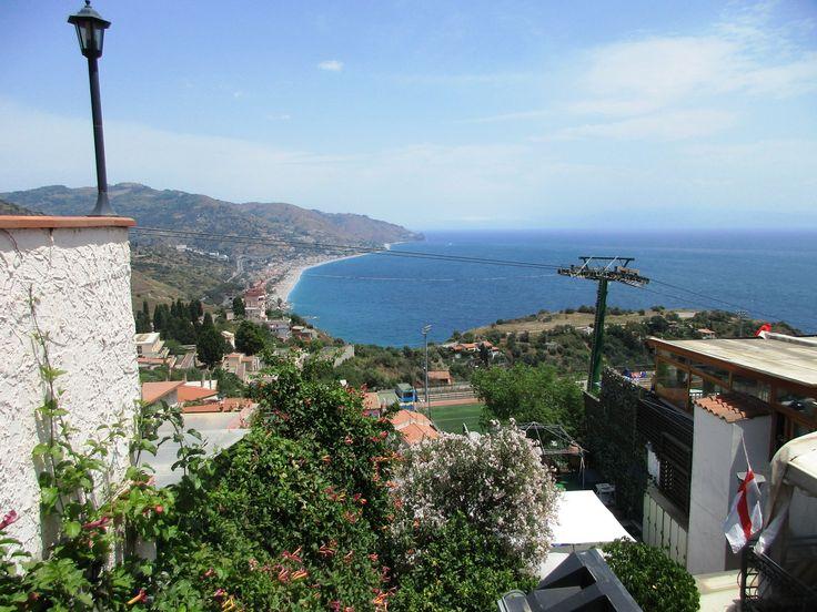 Taormina - Sicílie - Itálie