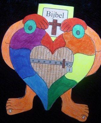 Ik berg Uw woord in mijn hart-4  http://www.gelovenisleuk.nl