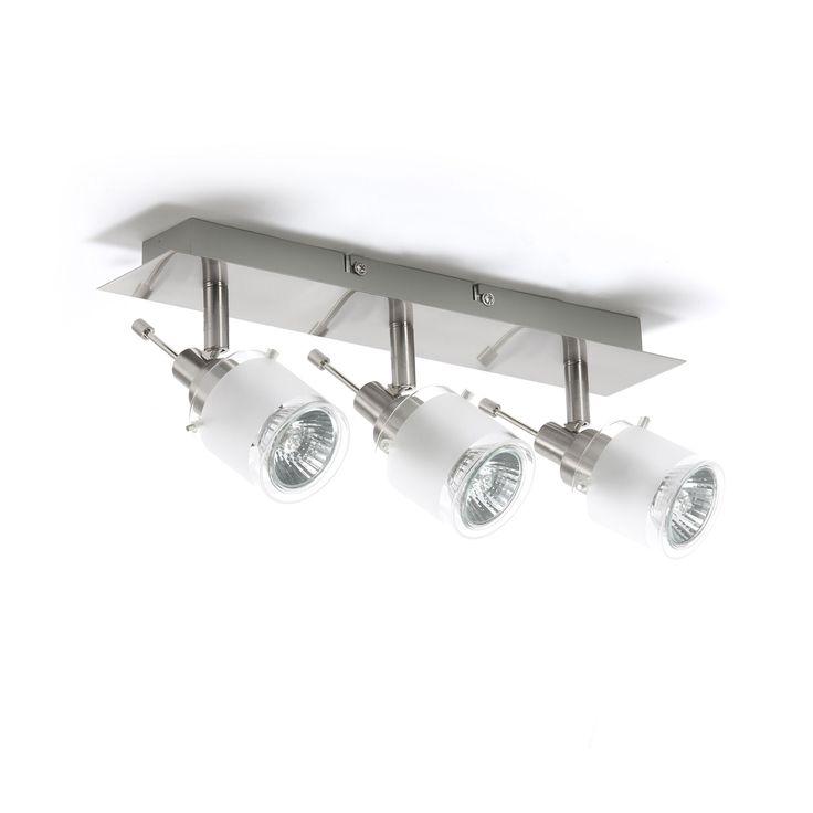 Réglette de 3 lumières - Kelvin - Les spots lumineux - Appliques et spots - Luminaires - Décoration d'intérieur - Alinéa