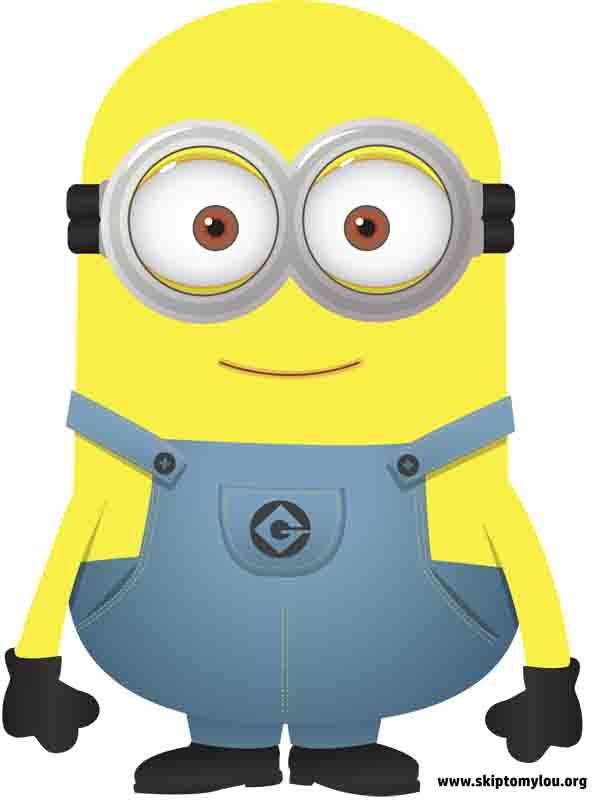 printable minion | Minions, Minion theme, Minion party