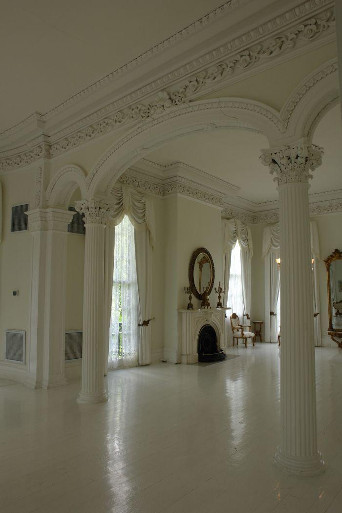 plantation homes interiors | Louisiana Plantation House Interior
