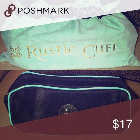 Rustic Cuff Bag w/ Duster Bag BRAND NEW Rustic Cuff travel bag Rustic Cuff Bags Travel Bags