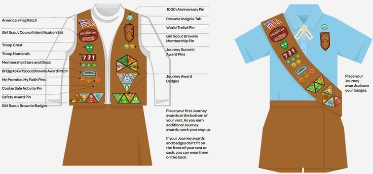 Troop Leader Mom: Getting Started with Girl Scout Daisies, Brownies, and Juniors!: Vests vs. Sashes, Badges vs. Patches, and General Patch/Pin/Uniform Tips