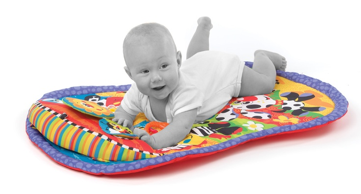Travel Pals Tummy Time Mat