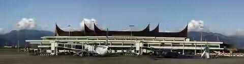 Bandara Minang Internasional Airport, Padang, Sumatera Barat
