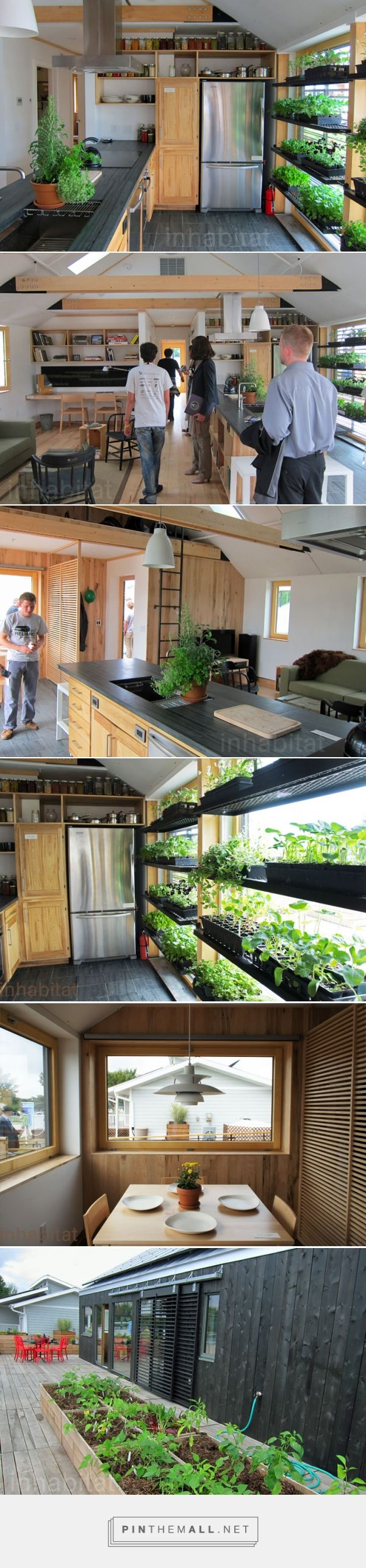 Middlebury College's Self-Reliance Solar Decathlon House Wins Communications Contest! Solar Decathlon 2011, Middlebury College, Self-Reliance – Inhabitat - Sustainable Design Innovation, Eco Architecture, Green Building - created via http://pinthemall.net