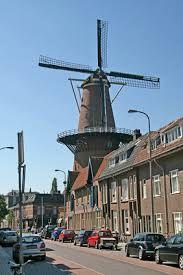 Adelaarstraat, de molen (mill)