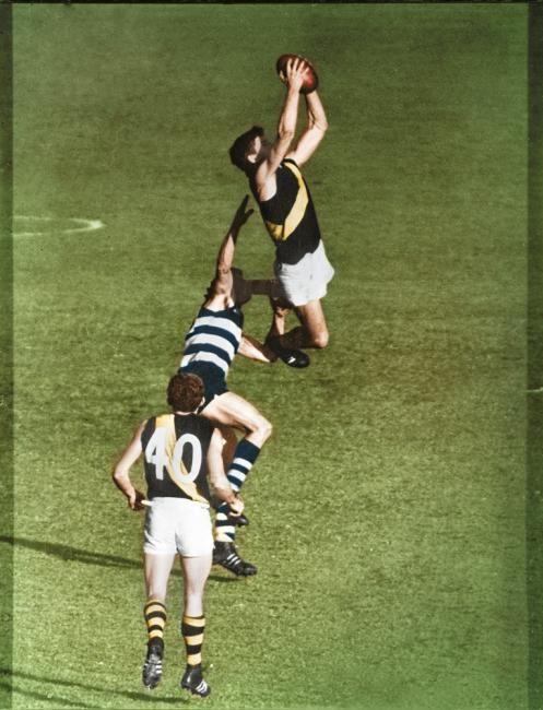 Hart marks, 1967 grand final