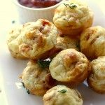 Simply Sensational Holiday Appetizers: Easy Pepperoni Pizza Puffs