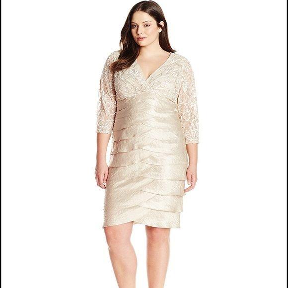Cocktail Dresses For Plus Size Ladies