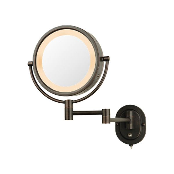 Best 25 wall mounted magnifying mirror ideas on pinterest jerdon lighted 5x magnifying cosmetic mirror reviews wayfair wall mounted mirrorwall mirrorsvanity mozeypictures Image collections