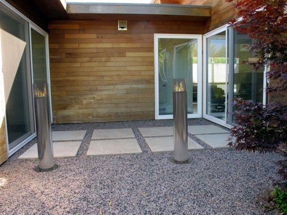 24 best decoracion de exteriores images on pinterest - Patios exteriores decoracion ...