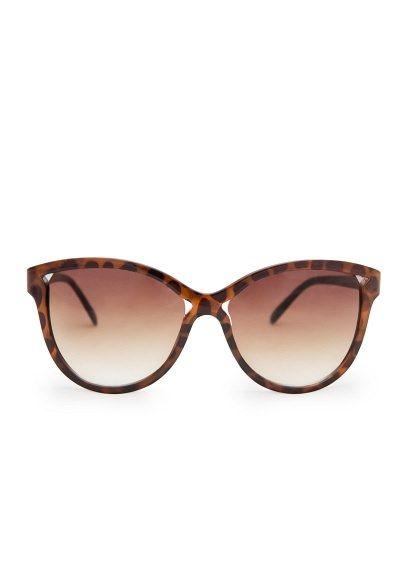 Okulary przeciwsłoneczne cat-eye