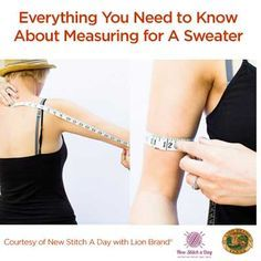 Everything You Need to Know About Measuring for a Sweater | Free Sweater Planning Guide