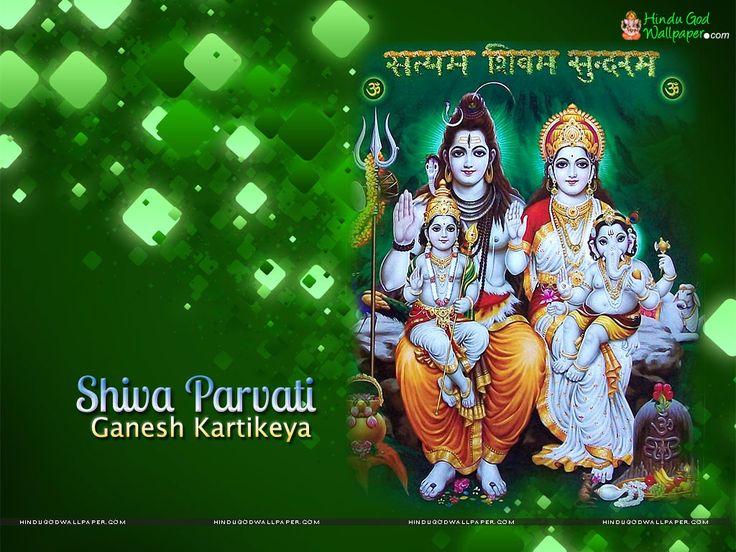 15 Best Images About Shiv Parivar Wallpapers On Pinterest