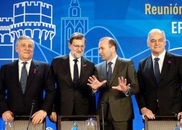 Rajoy alerta del contagio de la crisis de Cataluña a Francia e Italia