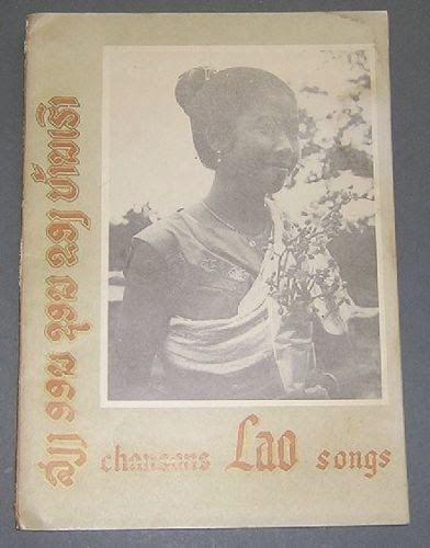 A multilingual Lao songbook, 1965