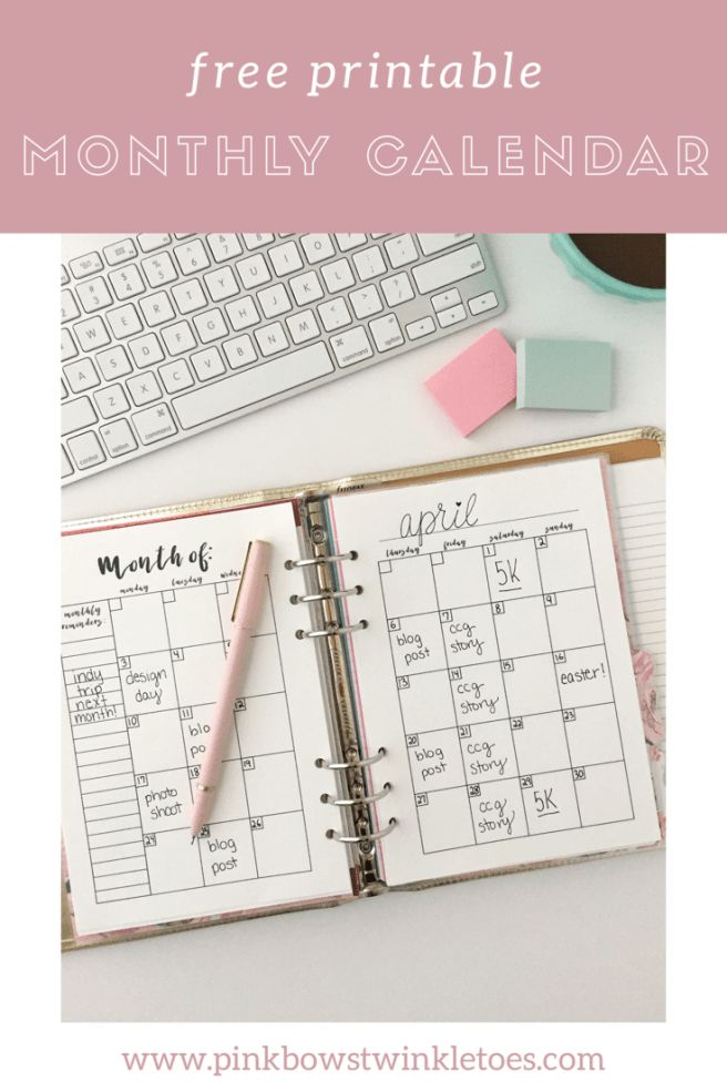 It is a photo of Selective Planner Inserts Printable