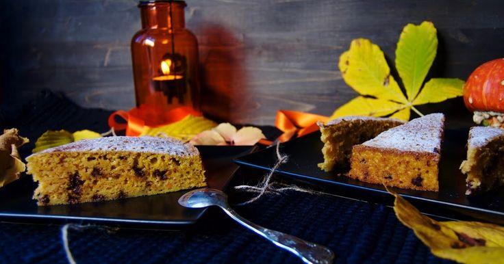 Innamorarsi in cucina: Halloween: Torta alla zucca